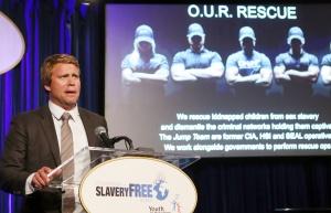 Tim Ballard, Founder and CEO Operation Underground Railroad