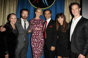 Dr. Mary Shuttleworth, Danny Masterson, Jenna Elfman, Mr. Enzo di Taranto, Marisol Nichols, and Jason Dohring
